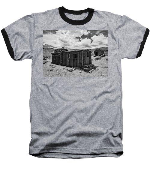 Union Pacific Caboose Baseball T-Shirt