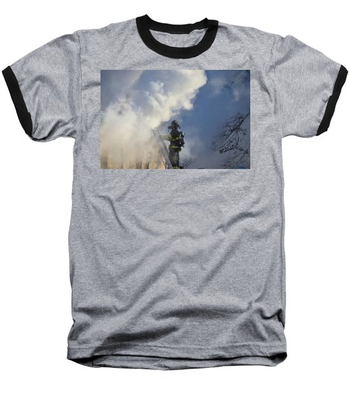 Up In Smoke Baseball T-Shirt