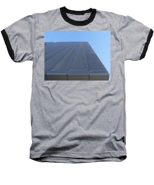 Up Through The Jungle Baseball T-Shirt