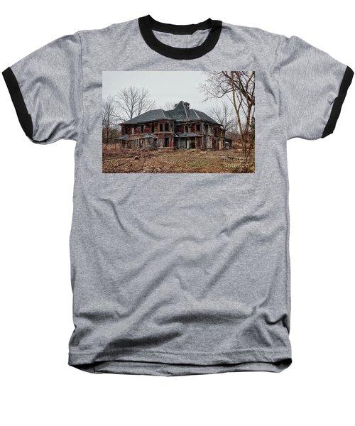 Urban Exploration Baseball T-Shirt