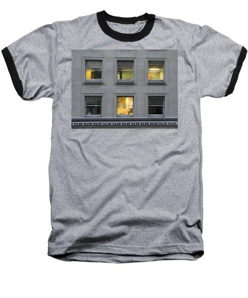 Urban Windows Baseball T-Shirt