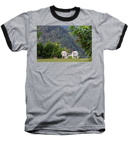 Vacation On Strawberry Hill Baseball T-Shirt