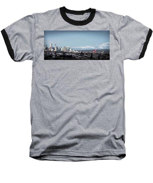 Vacouver Winter 1 Baseball T-Shirt