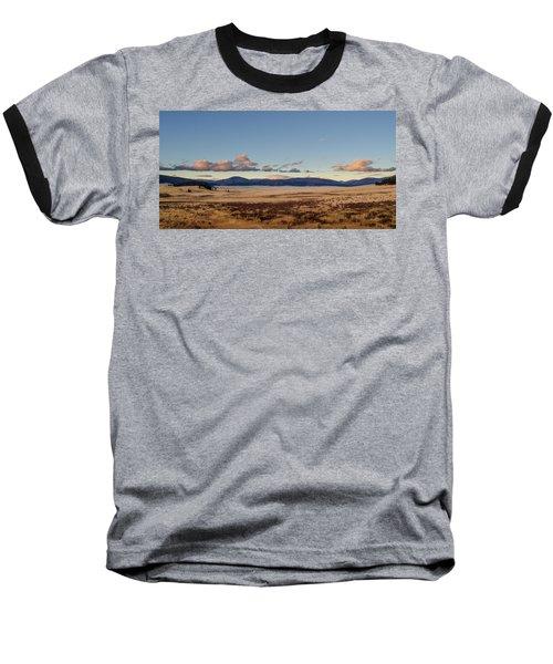 Valles Caldera National Preserve Baseball T-Shirt