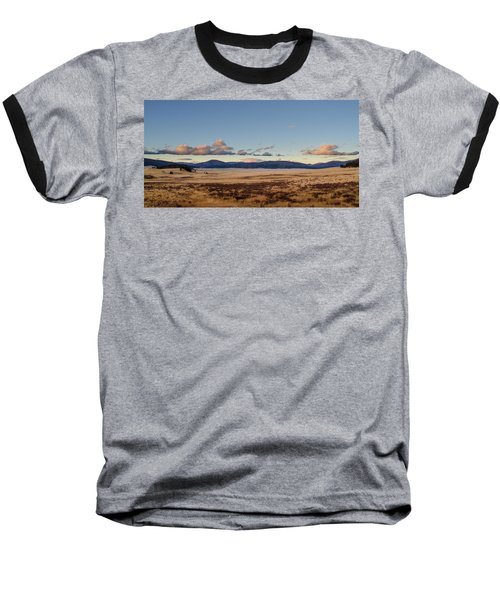 Valles Caldera National Preserve Baseball T-Shirt