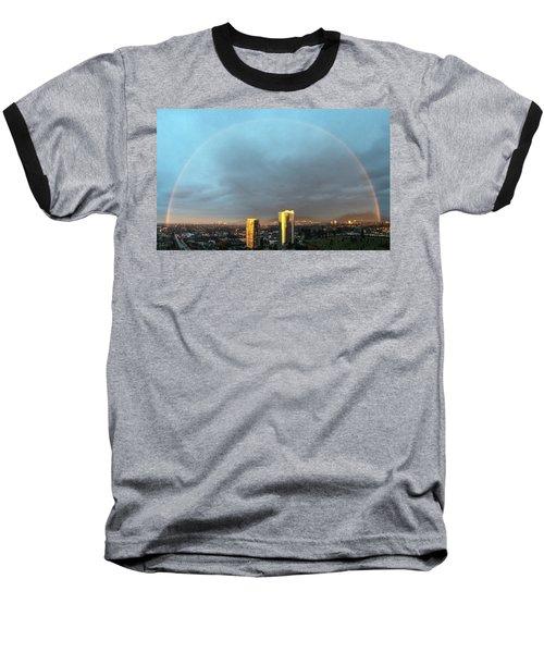 Vancouver Rainbow Baseball T-Shirt