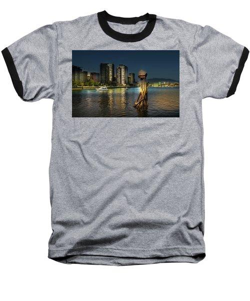 Vancouver Sunset Baseball T-Shirt