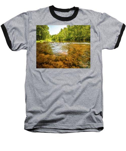 Vans Pool On The Farmington Baseball T-Shirt
