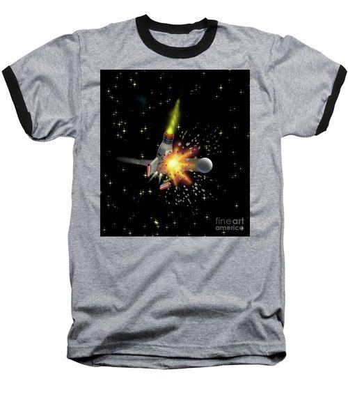 Varna Attacks Baseball T-Shirt