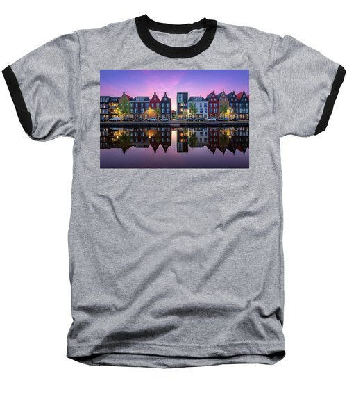 Vathorst Reflections Baseball T-Shirt