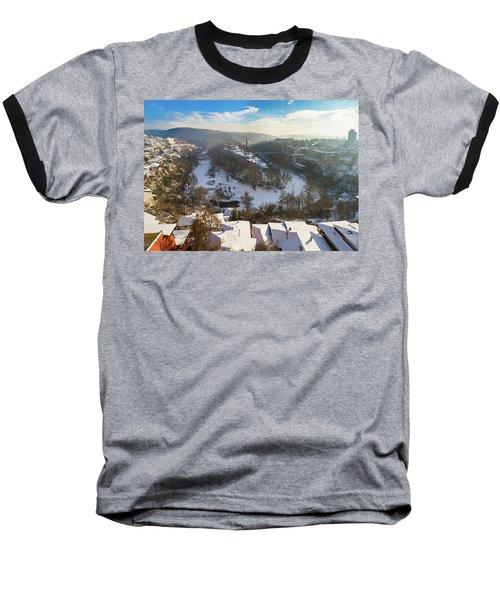 Veliko Turnovo City Baseball T-Shirt