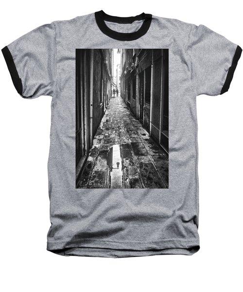 Venetian Alley Baseball T-Shirt