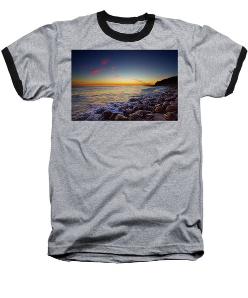 Ventura Sunset Baseball T-Shirt