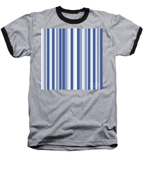 Vertical Lines Background - Dde605 Baseball T-Shirt