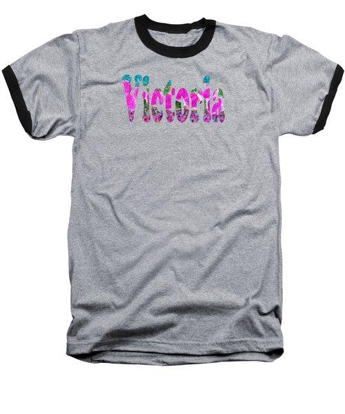 Victoria Baseball T-Shirt