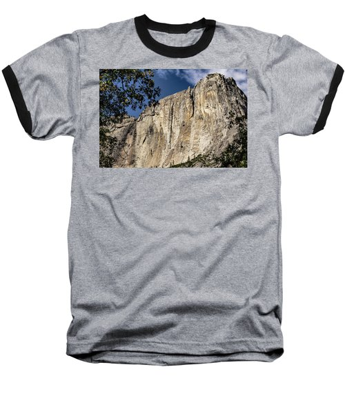 View From The Capitan Baseball T-Shirt