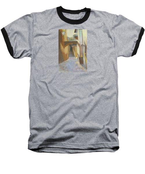 View Of Italian Arch Baseball T-Shirt