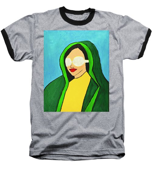 Virgin America Baseball T-Shirt