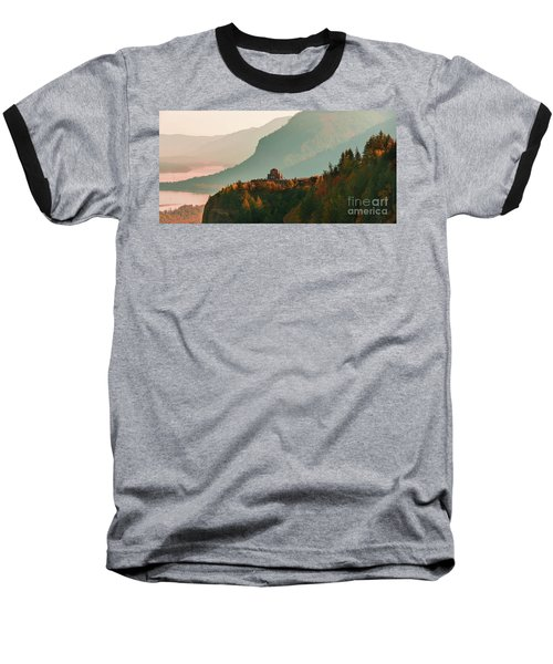Vista House Baseball T-Shirt