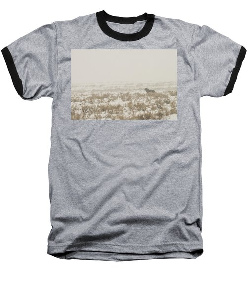 W34 Baseball T-Shirt