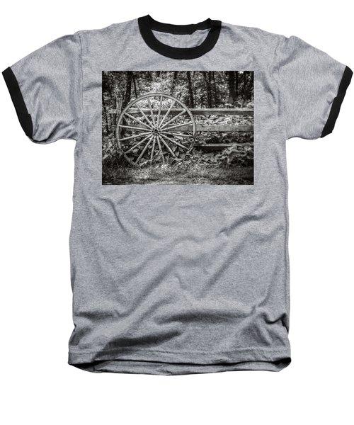 Wagon Wheel Baseball T-Shirt