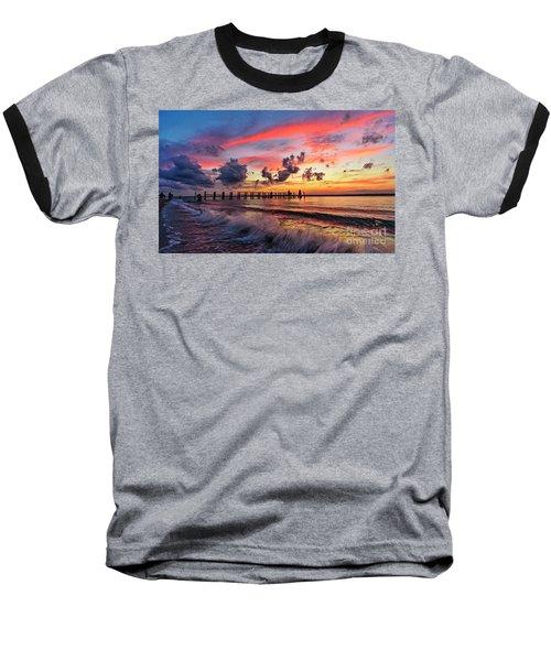 Wake Ripples Baseball T-Shirt