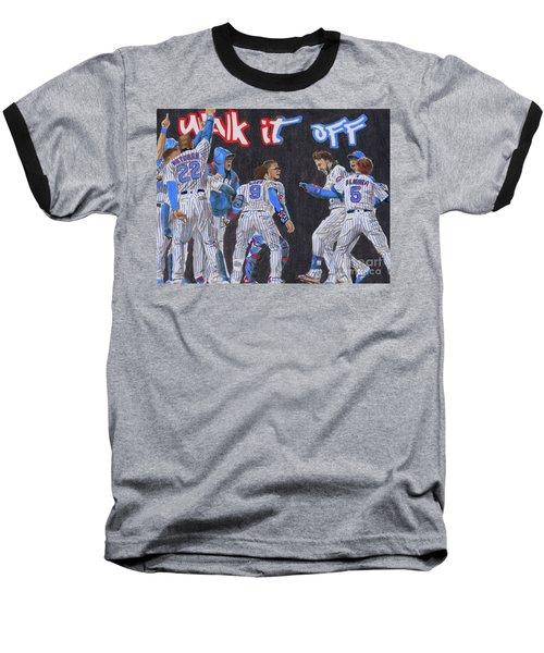 Walk It Off Baseball T-Shirt