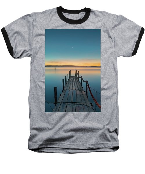 Baseball T-Shirt featuring the photograph Walk Off by Bruno Rosa