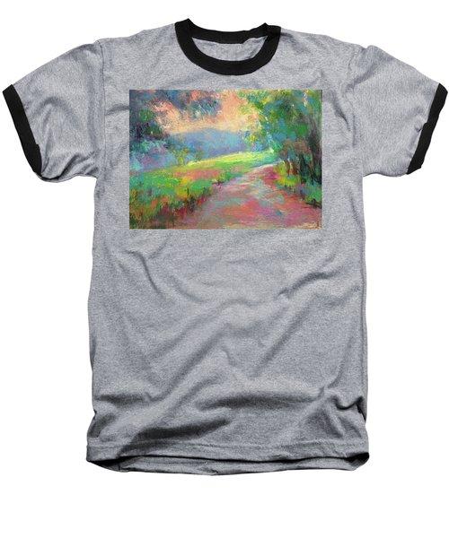 Walking By Faith Baseball T-Shirt