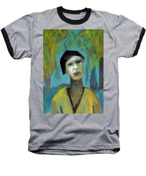 Walking In A Forest Baseball T-Shirt