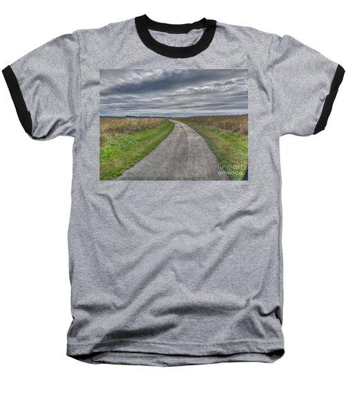 Walnut Woods Pathway - 1 Baseball T-Shirt