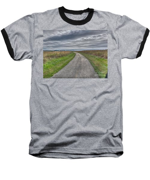 Walnut Woods Pathway - 1 Baseball T-Shirt