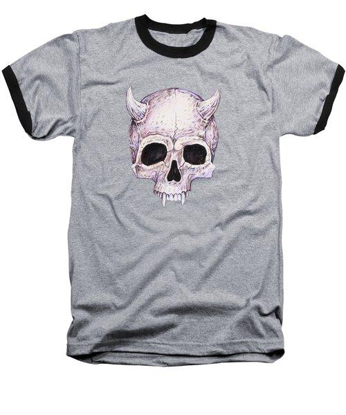 Warlock Baseball T-Shirt
