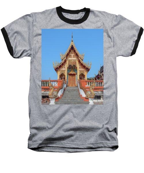 Wat Nong Tong Phra Wihan Dthcm2639 Baseball T-Shirt