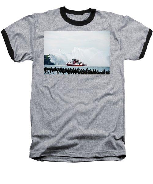Water Boat Baseball T-Shirt