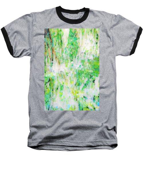 Water Colored  Baseball T-Shirt