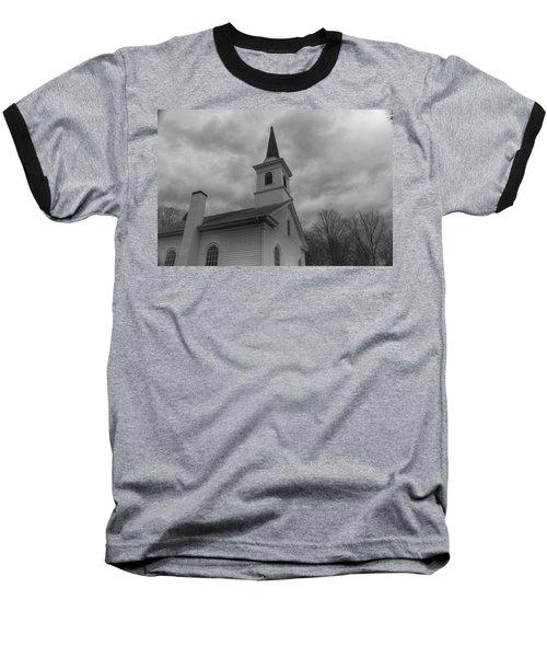 Waterloo United Methodist Church - Detail Baseball T-Shirt