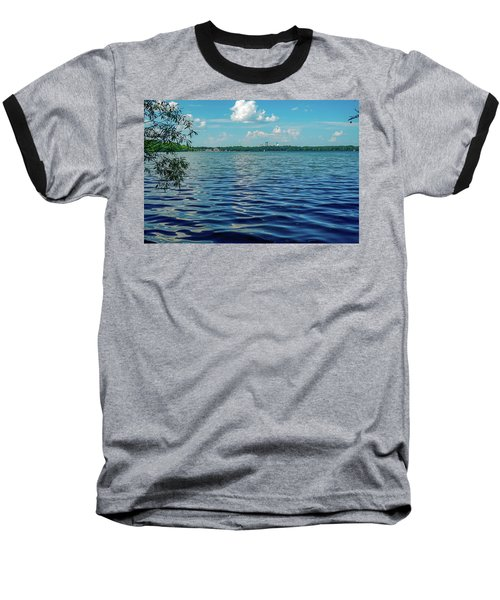 Waves On Lake Harriet Baseball T-Shirt