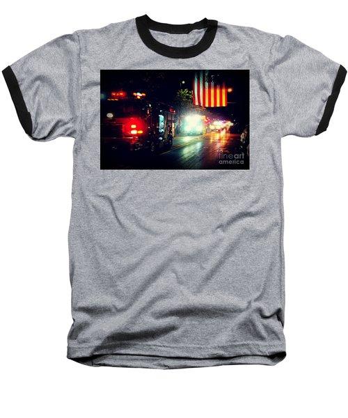 We Remember 9/11 Baseball T-Shirt