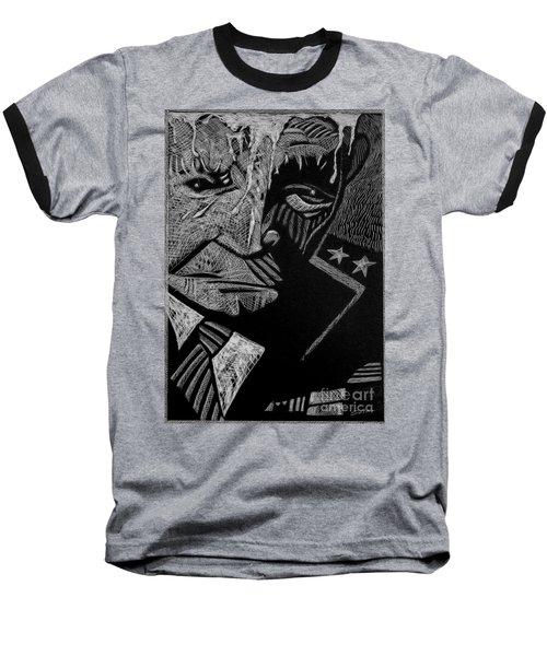 Weary Warrior. Baseball T-Shirt