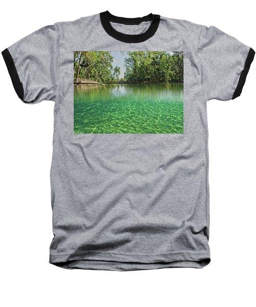 Wekiwa Springs Baseball T-Shirt