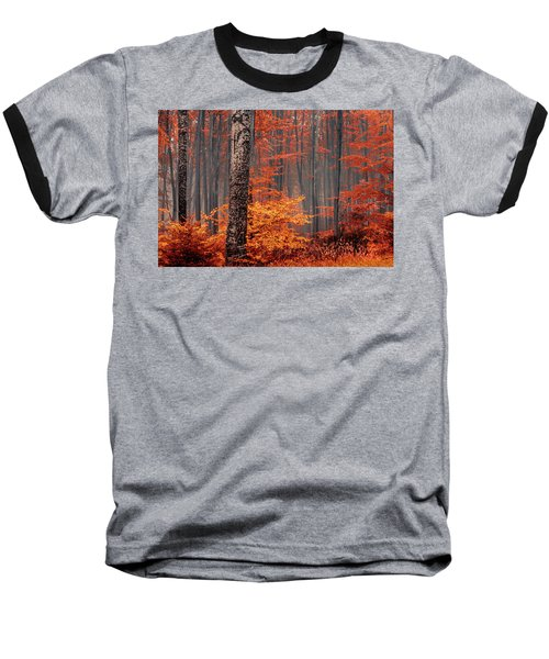 Welcome To Orange Forest Baseball T-Shirt