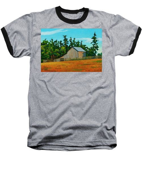 West Beach Barn Baseball T-Shirt