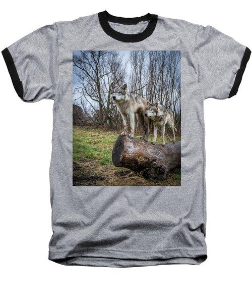 What Ya Looking At Baseball T-Shirt
