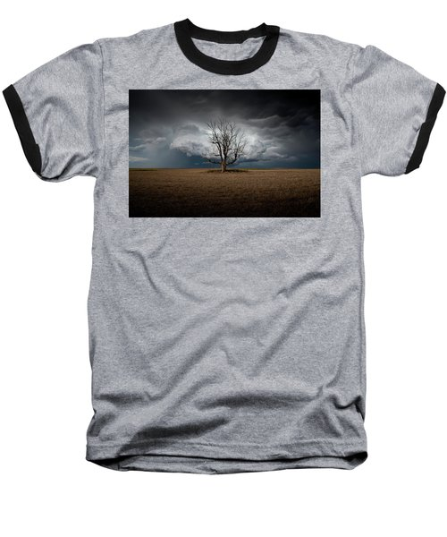 When Dreams Become Reality Baseball T-Shirt