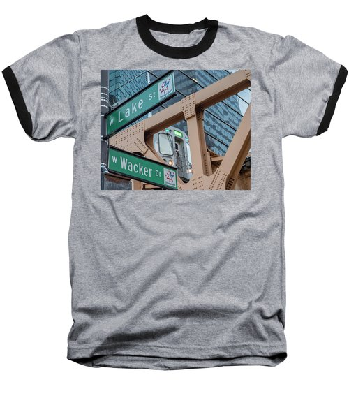 Where Are You Baseball T-Shirt