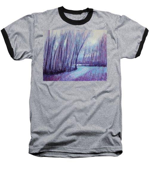 Whispering Woods Baseball T-Shirt