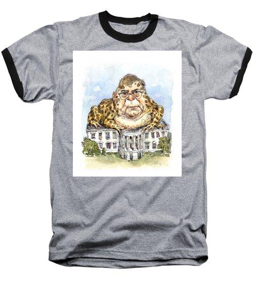 White House Toady Baseball T-Shirt