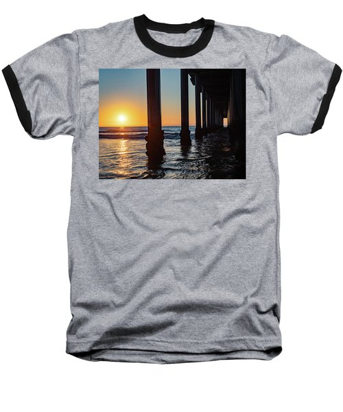 Window Under Scripps Baseball T-Shirt
