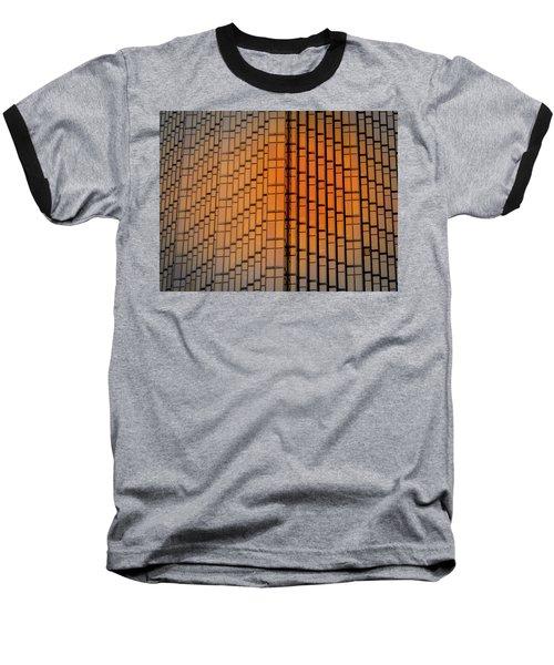 Windows Mosaic Baseball T-Shirt